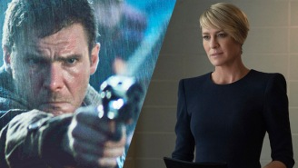 Will Robin Wright Be Human Or Replicant In The 'Blade Runner' Sequel?