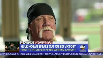 Hulk Hogan Returned To 'Good Morning America' To Talk About His Victory Over Gawker