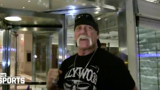 Hulk Hogan Wants To Get Back To WWE And 'Punch Vince McMahon In The Face'