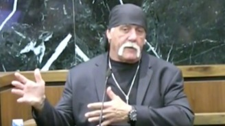 Hulk Hogan Testified That His Penis Is Smaller Than Rumored As His Bizarre Trial Continues