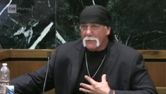 Hulk Hogan Tweets That 'Only Good Happens' To Him After Gawker Files For Bankruptcy