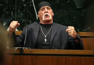Hulk Hogan Hit Gawker With A Celebratory Leg Drop On Social Media