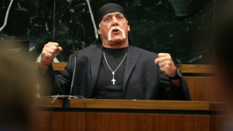 Hulk Hogan Hit Gawker With A Celebratory Leg Drop On Social Media