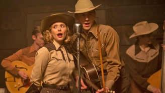 Why Tom Hiddleston went for an unpolished sound for Hank Williams' 'Honky Tonkin'