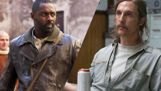 Matthew McConaughey And Idris Elba Had Some Twitter Fun About 'The Dark Tower' Casting Announcement