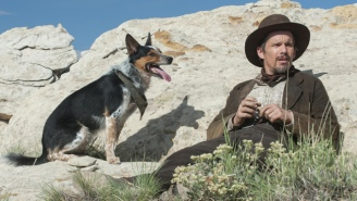 SXSW: Movie Hero Doug Benson Ejected A Texter From Ti West's 'In A Valley Of Violence'