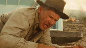 Who's at fault for 'Indiana Jones and the Kingdom of the Crystal Skull's' worst moments?