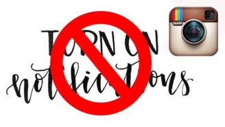 Don't Be Fooled By The Instagram Posts Asking You To Turn On Notifications