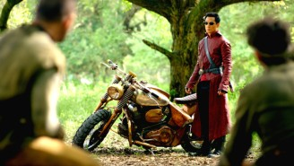 AMC Finally Renews The Martial Arts Hit 'Into The Badlands' For A Second Season