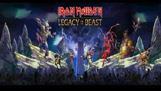 Iron Maiden Is Coming Back To Gaming After A 20-Year Absence With 'Legacy Of The Beast'