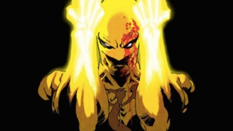 Marvel Confirms Their 'Iron Fist' Lead And Sneaks In A Teaser Image While They're At It