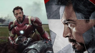 'Captain America: Civil War' Assembles Its Team Iron Man Posters