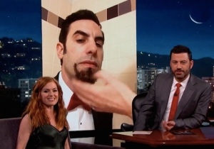 Isla Fisher Reveals The Secrecy And Spanx Involved In Getting Ali G Onto The Oscars
