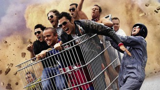 Johnny Knoxville And Steve-O Have Already Been Hospitalized, Mere Days After Starting 'Jackass 4'