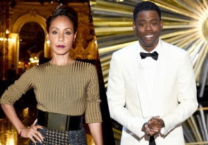 Jada Pinkett Smith Finally Acknowledges Chris Rock's Jokes About Her In His Oscars Opening Monologue