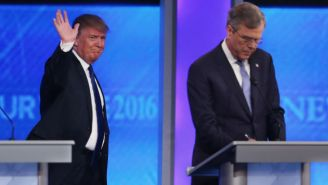 Jeb Bush Will Meet With Every Republican Presidential Candidate Who Isn't Named Donald Trump