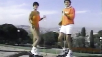 Was Robert Kardashian Jealous Over This Fitness Infomercial Starring Bruce And Kris Jenner?