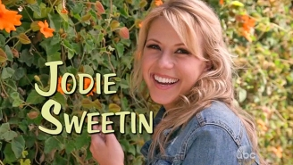 Jodie Sweetin Parodied 'Full House' In Her 'Dancing With The Stars' Debut