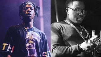 Joey Badass Has A Response To Troy Ave's Diss