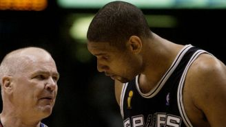 Joey Crawford Finally Addresses That Bizarre Ejection Of Tim Duncan