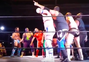 Joey Ryan's Penis Eliminated 11 Men From A Battle Royal Because Wrestling Is Real