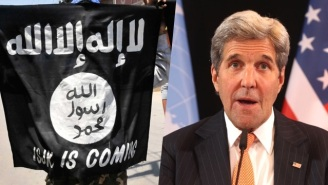 John Kerry Declares ISIS Responsible For Genocide In Syria And Iraq