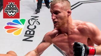 Justin Gaethje Is WSOF's Knockout King
