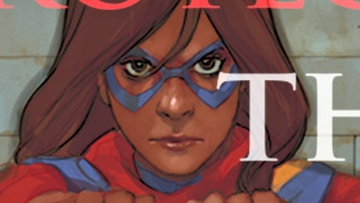 Exclusive: Kamala Khan must choose a side in Marvel's CIVIL WAR II