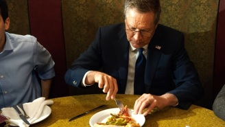 John Kasich Justified Eating Pizza With A Fork Before Claiming New York Values