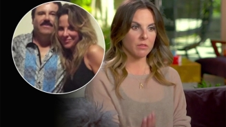 Kate Del Castillo Opens Up About Sean Penn And Her Tense Relationship With 'El Chapo'