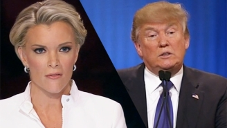 Megyn Kelly Went Toe-To-Toe With Donald Trump In The Most Heated Moment Of The Debate Season