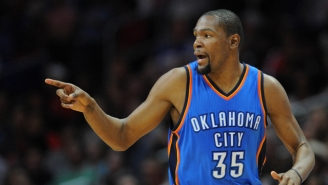 Kevin Durant's Father Gave Him Some Great Free Agency Advice To Follow: 'Be Selfish'