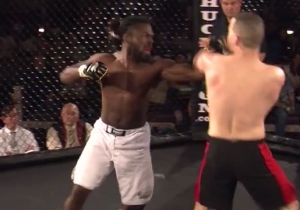 Watch Kimbo Slice's Son, Baby Slice, Knock A Guy Out In 83 Seconds