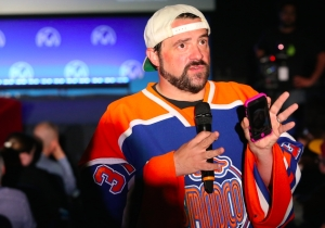 Kevin Smith Has Explained How 'Yoga Hosers' Is His 'Quasi-Apology' To Film Critics