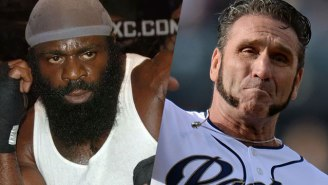 Why Kimbo Slice And Ken Shamrock May Get 90-Day Suspensions Over Failed Drug Tests