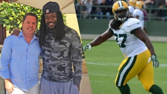 Take A Look At The New, Slimmed Down Version Of Eddie Lacy