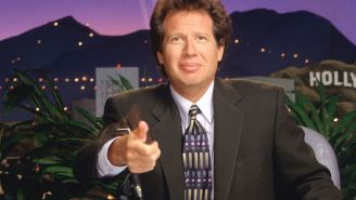 Goodbye to Garry Shandling, who gave us the greatest TV show about a TV show