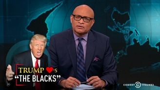 Comedy Central Cancels 'The Nightly Show With Larry Wilmore' When We Need It The Most