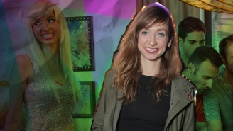 Lauren Lapkus Discusses 'The Characters' And Her Uncanny Ability To Contort Her Face
