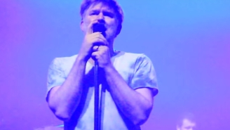 Watch LCD Soundsystem End Their First Show In Five Years With Their Best Song
