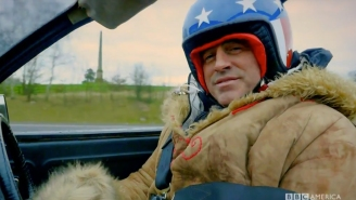 Check out Matt LeBlanc and the new 'Top Gear' in the first trailer