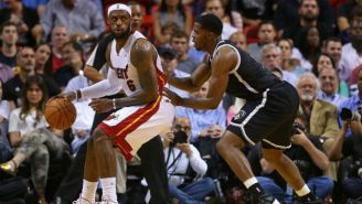 Here's How Badly LeBron James Wanted Joe Johnson To Sign With The Cleveland Cavaliers
