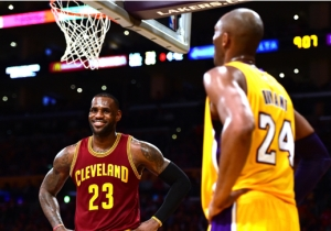 NBA Players Dominate This New Scientific Study Of The World's Most Famous Athletes