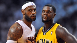 Miami Heat Players Once Went Looking For Lance Stephenson After His 'Choke' Sign To LeBron