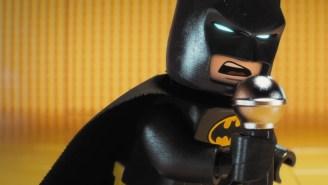 The Dark Knight Drops The Mic In 'The LEGO Batman Movie' Trailer