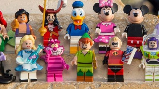 Ariel, Mickey Mouse, more Disney characters can soon be part of your Lego world