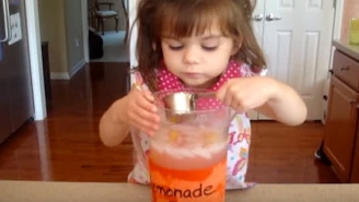 This Little Girl's Lemonade Has The Most Disgusting Secret Ingredient