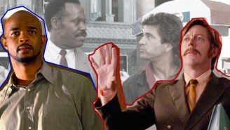 The 'Lethal Weapon' TV Reboot Casts A 'Mad Men' Alum Opposite Damon Wayans