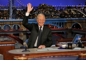 Let's Try To Wrap Our Brains Around David Letterman's Post-Retirement Look