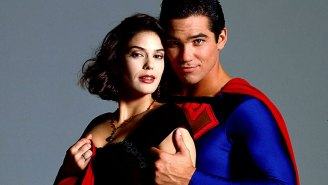 Even Superman (Dean Cain) can't get on board with the tone of 'Batman v Superman'
